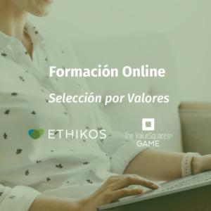 Formacion online en selección por valores
